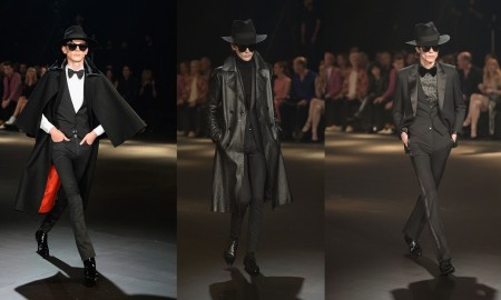Saint Laurent uomo inverno 2016-2017