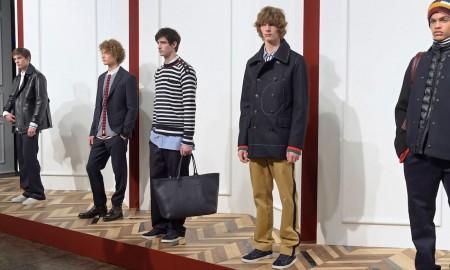 Tommy Hilfiger moda uomo autunno inverno 2016-2017