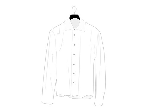 stendere camicia