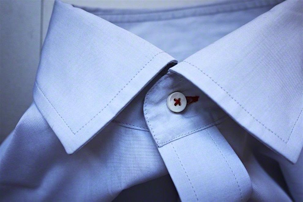 stirare camicia