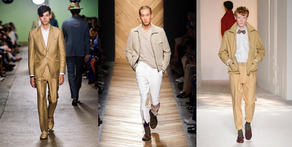 Moda uomo tendenze estive 2016