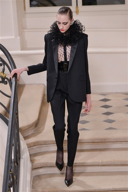 Yves Saint Laurent inverno 2016-2017
