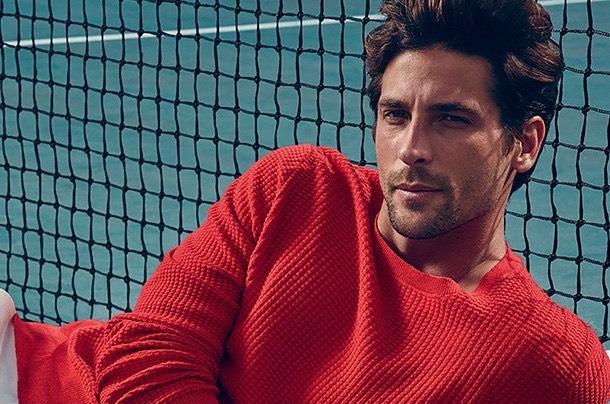 maglione cachemere uomo