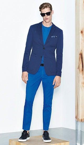 Idee Vestito Matrimonio Uomo Estate : Boss uomo abito spezzato moda donna
