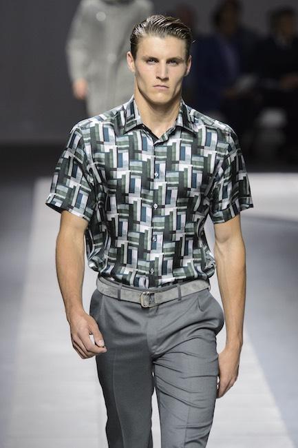 Camicia moda uomo estate 2016