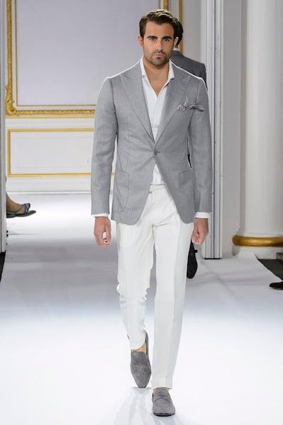 Outfit Matrimonio Uomo Spezzato : Cifonelli vestito spezzato uomo estate moda donna