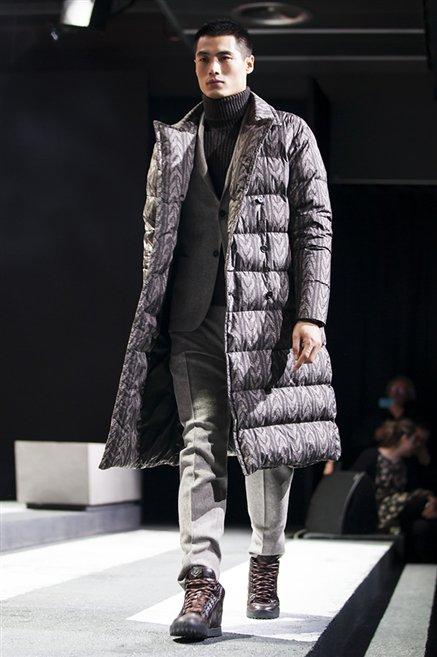 Z Zegna sfilata uomo inverno 2016-2017