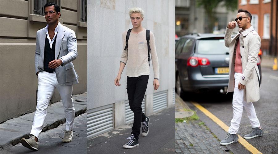 new style a96d7 f4b63 Street style uomo 2016, 9 idee facili da copiare per la ...