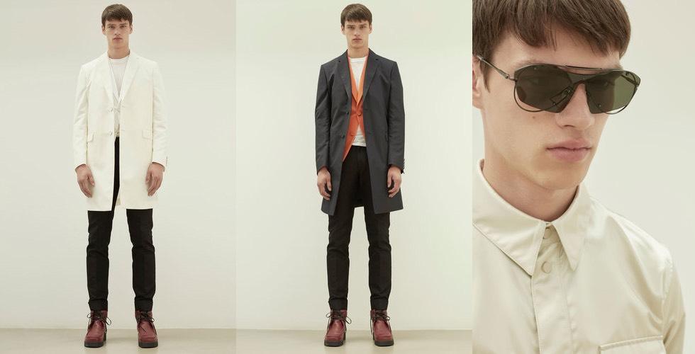 Calvin Klein moda uomo 2017