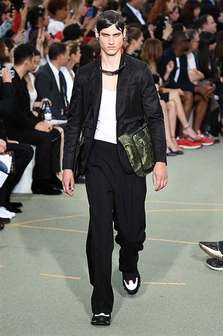 Givenchy uomo primavera estate 2017