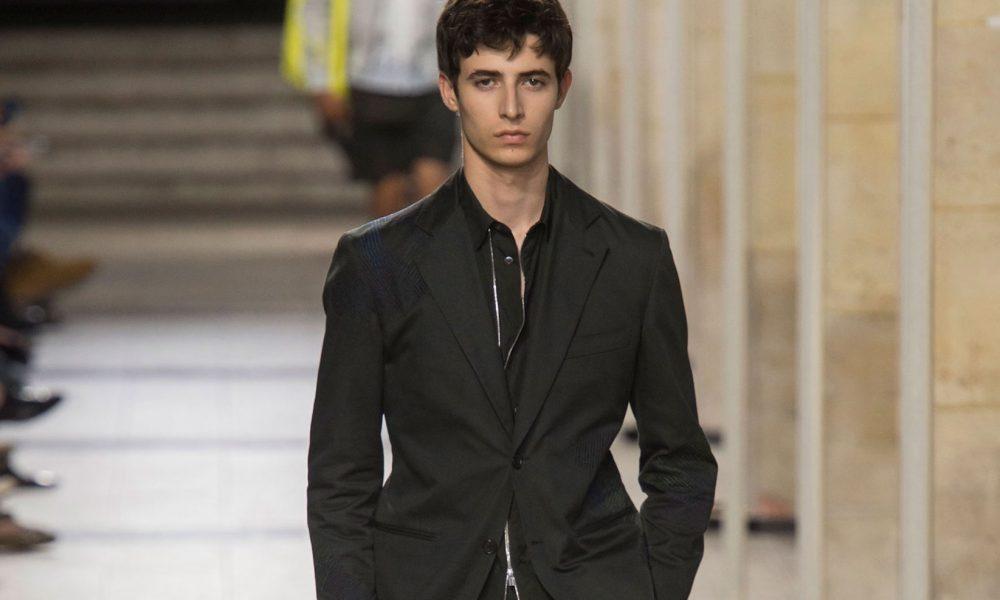 Hermes moda uomo primavera estate 2017