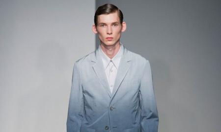 Jil Sander moda uomo primavera estate 2017