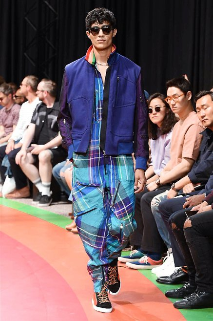 Paul smith uomo primavera estate 2017 09 moda uomo moda donna - Costumi da bagno uomo paul smith ...