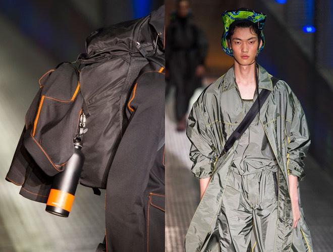 Prada uomo abiti accessori p-e 2017