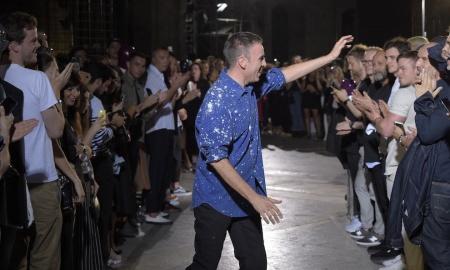 Raf Simons sfilata uomo 2017-Pitti