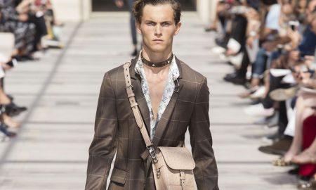 Vuitton moda uomo primavera estate 2017