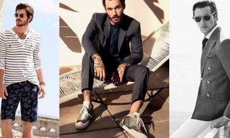 moda uomo estate abbigliamento 2016