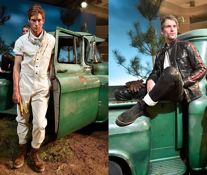 moda uomo p-e 2017 Belstaff