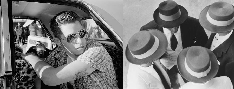stile moda anni cinquanta