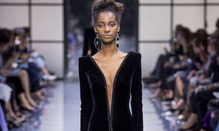 Armani Prive alta moda inverno 2016-2017