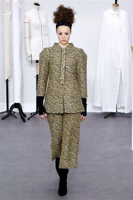 Chanel sfilata Alta Moda autunno inverno 2016-2017