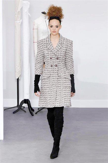 Chanel sfilata alta moda autunno inverno 2016 2017 23 for Chanel alta moda