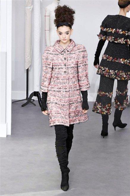 Chanel sfilata alta moda autunno inverno 2016 2017 24 for Chanel alta moda