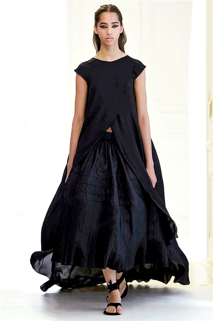 Dior Alta moda inverno 2017