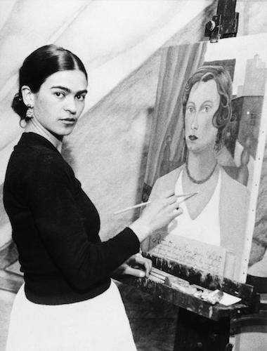 Frida Khalo stile