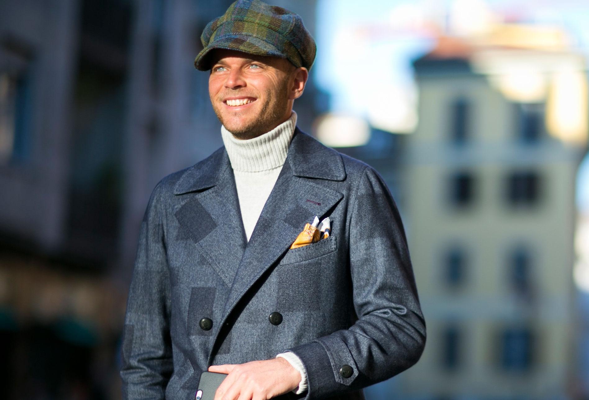 Moda Uomo inverno 2016-2017-Luca Rubinacci
