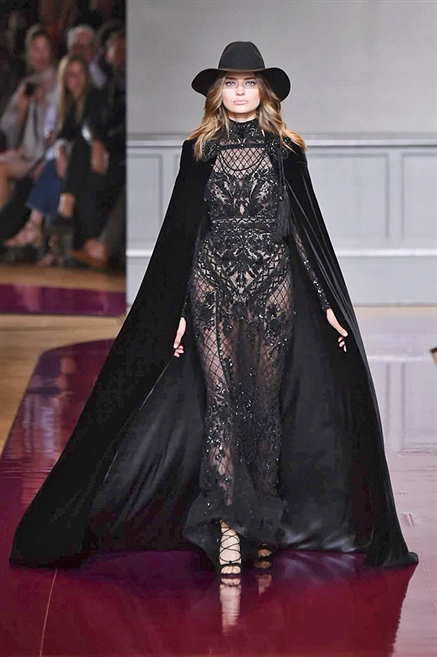 Zuhair Murad sfilata alta moda inverno 2016-2017
