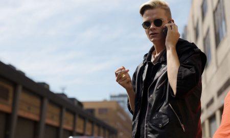 New York moda americana uomo 2016