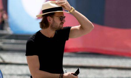 Pitti cappello moda uomo tendenze estate