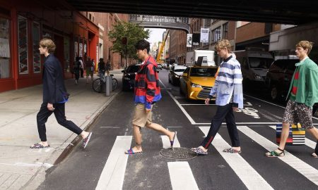 Tommy Hilfiger moda uomo primavera estate 2017