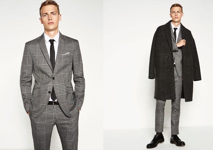 Vestito Matrimonio Uomo Zara : Zara uomo autunno inverno foto e prezzi moda