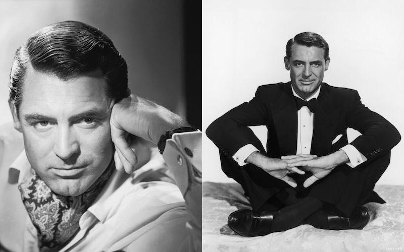 uomini stile Cary Grant