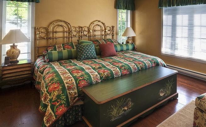 camera letto baule