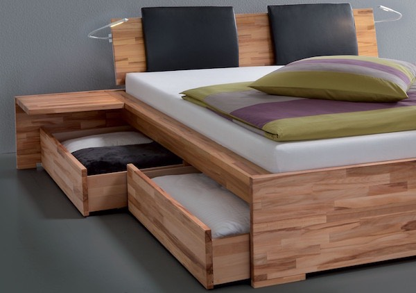 Dove mettere i vestiti in camera moda uomo moda donna - Different kinds of bed frames ...