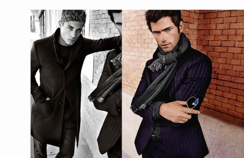 massimo dutti moda uomo inverno 2016-2017