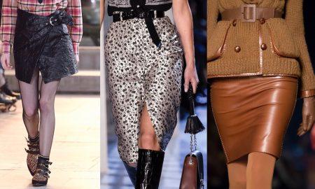 moda gonne inverno 2016-2017