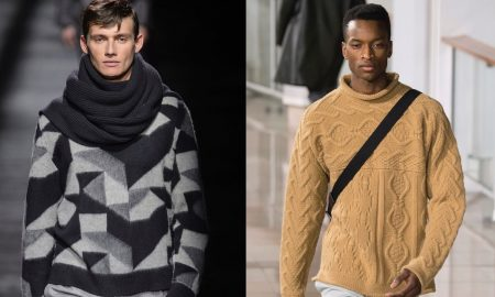 Maglioni moda uomo autunno inverno 2016-2017