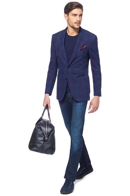 Matrimonio In Jeans Uomo : Boggi uomo inverno giacca e jeans moda donna