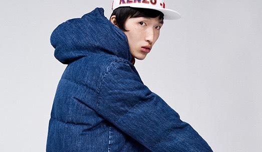 Kenzo X H&M uomo