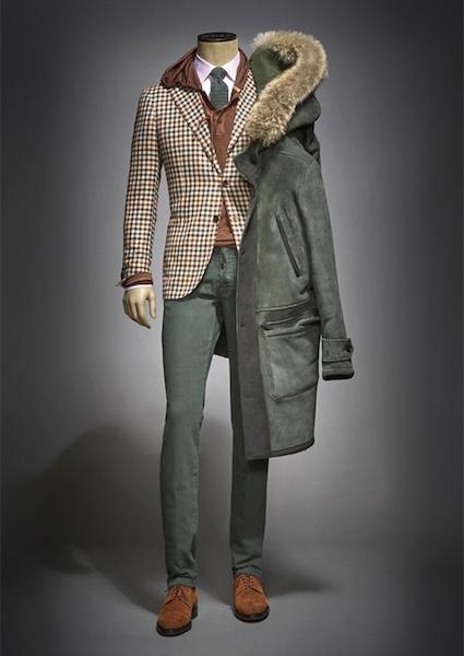 kiton moda uomo inverno 2017