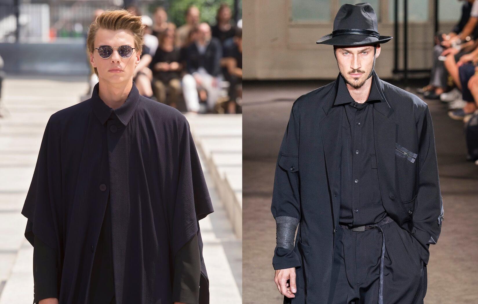 Favorito Moda Uomo: lo stile giapponese minimal e chic - Moda uomo Moda donna CU47