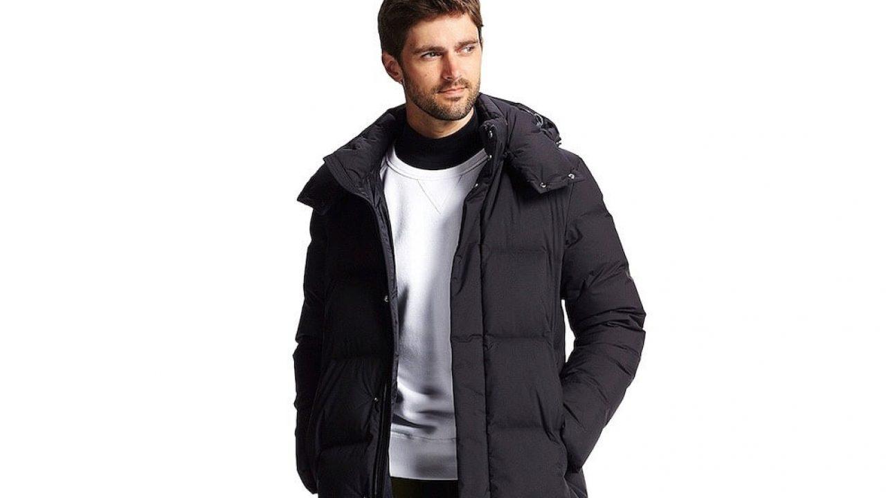 huge discount ab49c 9a63e Piumini Uniqlo uomo inverno 2017. Foto e prezzi - Moda uomo ...