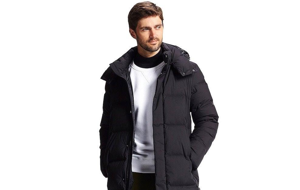 huge discount 04a06 3ad25 Piumini Uniqlo uomo inverno 2017. Foto e prezzi - Moda uomo ...