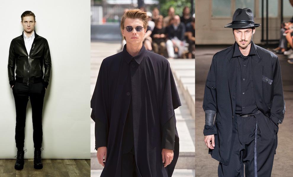 moda uomo lo stile giapponese minimal e chic moda uomo