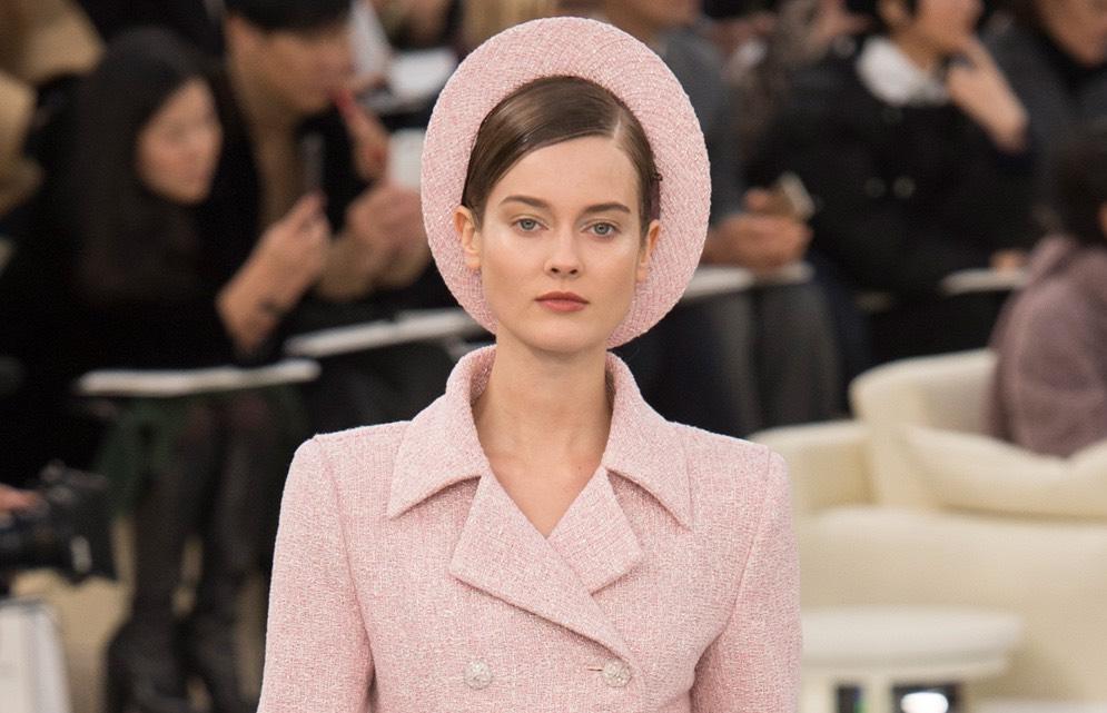 Chanel alta moda estate 2017 vestiti gonna a campana e for Chanel alta moda