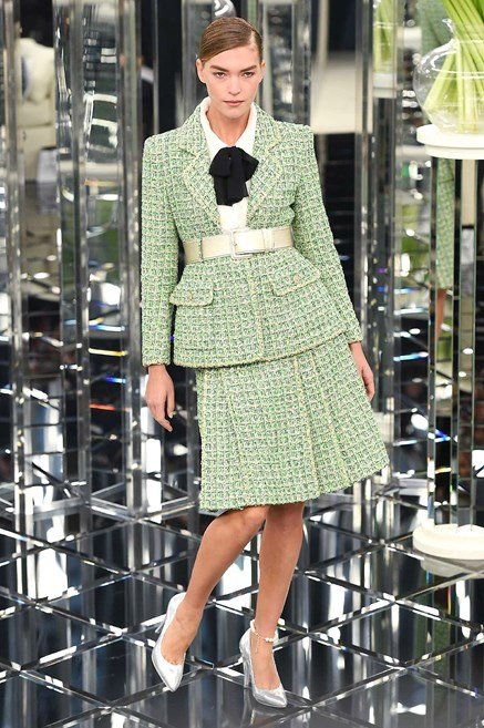 Chanel Alta moda estate 2017